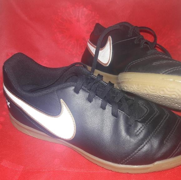 schoenen Size Indoor Poshmark Soccer Nike 5y Leather Tiempox Swqdwf
